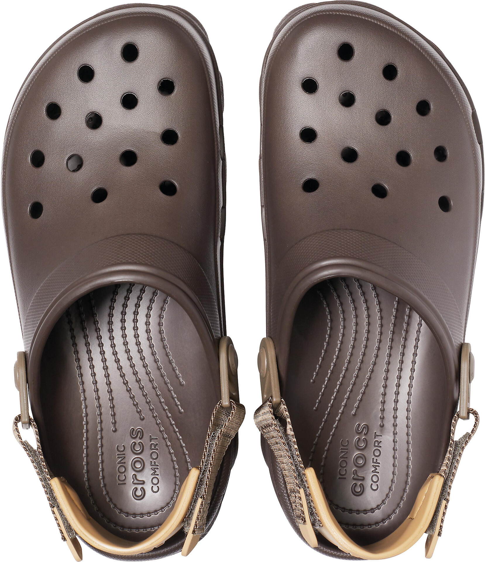 Crocs Classic All Terrain Pistokkaat, espresso